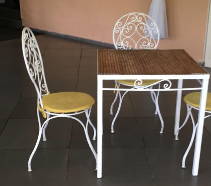 location de tables et chaises